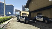 Ford Crown Victoria LSPD SAPD style