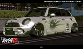 Mini Cooper S Liberty Walk