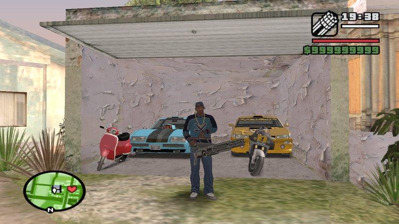GTA San Andreas Ultra Save Game 100% Mod - GTAinside com