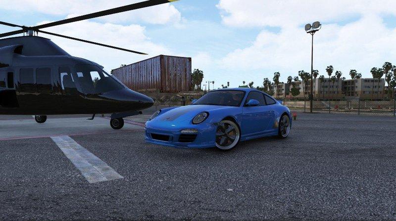 Gta 5 Porsche 911 Sport Classic 997 2010 Hqadd Onreplace