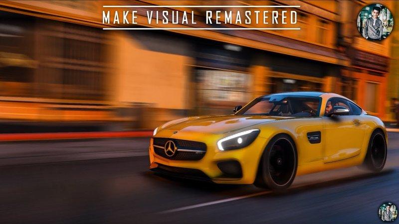 GTA 5 Make Visuals Remastered Mod - GTAinside com