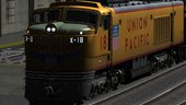 Union Pacific 8500 HP Gas Turbine Electric Locomotive