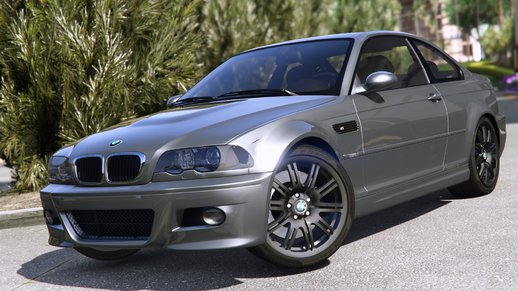 BMW M3 e46 2005 [Add-on / Replace | Tuning]