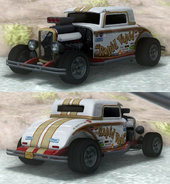 GTA V Vapid Hustler