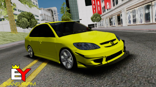 Honda Vtec2 Taxi Version