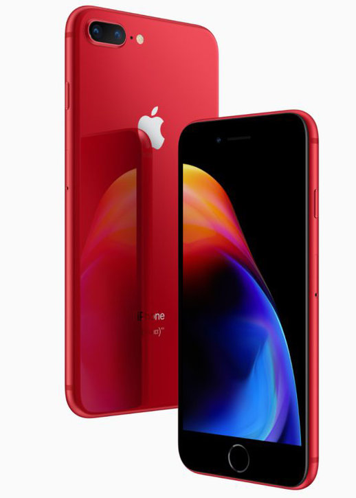 iPhone 8+ (PRODUCT) Red