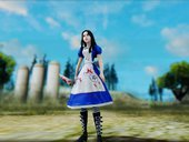 Alice Lidell from Alice madness Returns