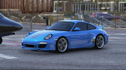 Porsche 911 Sport Classic (997) 2010 [HQ/Add-On/Replace/Animated/HQ Dirt] V1.0