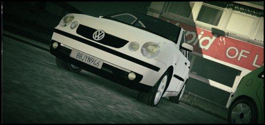 Volkswagen Polo 2005 (Add-on)