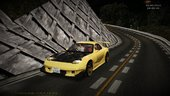 Initial D FD3S Takahashi Keisuke Fifth Stage Edited