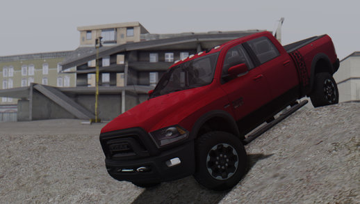 2018 Dodge Ram 2500 Power Wagon