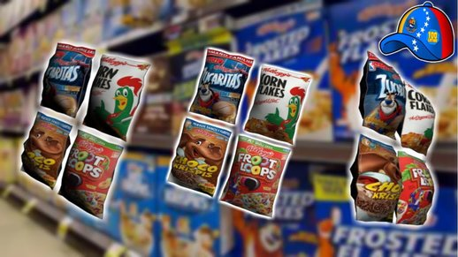 Pack Cereales