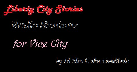 Liberty City Stories Radio Stations