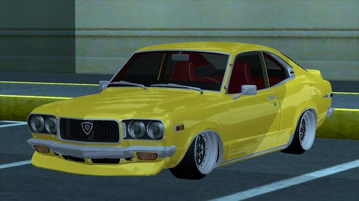 Mazda RX-3 1973 JerryCustoms