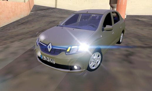 Renault Symbol 2013 Touch