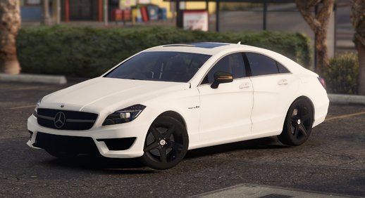 Mercedes-Benz CLS 63 AMG [Replace]