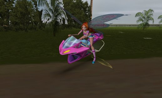 Bloom Believix Trasformazione from Winx Club Rockstars