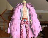 Donquixote Doflamingo From One Piece Unlimited World Red [2013]