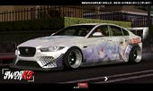 Jaguar Project 8 Tachibana Kanade Widebody Custom By Wandesign