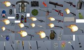 GTA Vice City Stories Weapons Pack PC Edition V3 Final