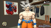 Goku Mastered Ultra Instinct from Dragon Ball Xenoverse 2