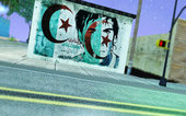 Algeria Wall Graffiti