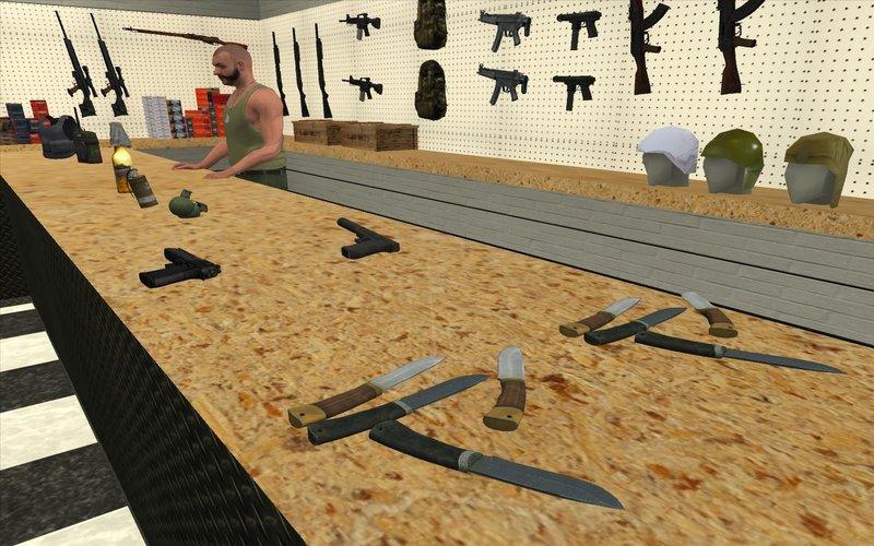 GTA San Andreas Bars A 2607 Mod - GTAinside com