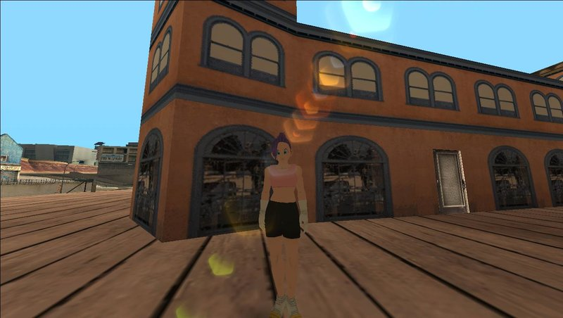 GTA San Andreas Bra Multiverse From Dragon Ball Xenoverse 2