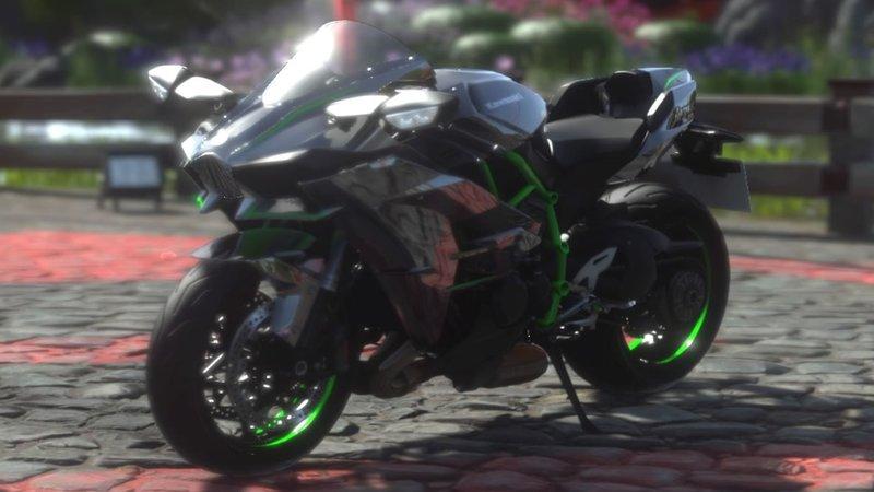 Gta San Andreas Kawasaki Ninja H2 Sound Mod Mod Gtainsidecom