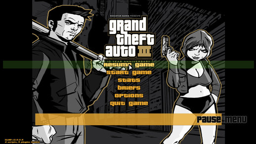 10th Anniversary to PC - GTA 3 (Beta v1.0)