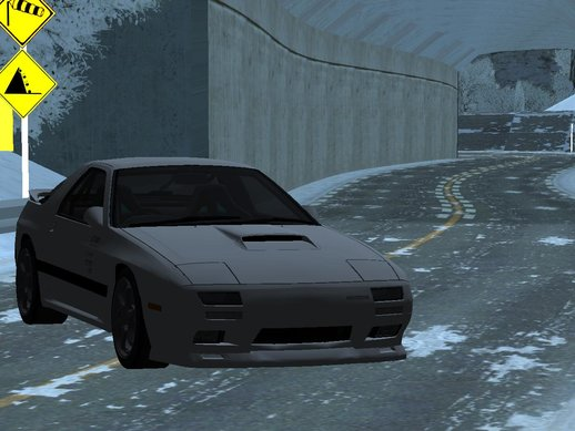 Mazda RX-7 FC3s Touge Edition
