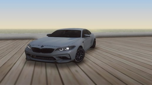 2018 BMW M2 Competition V1.01