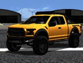 Ford F-150 Raptor Project Scorpio 2017