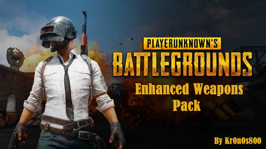 PUBG Enhanced Weapons Pack