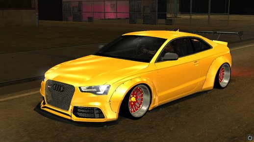 Audi RS5 Coupe Liberty Walk For Android