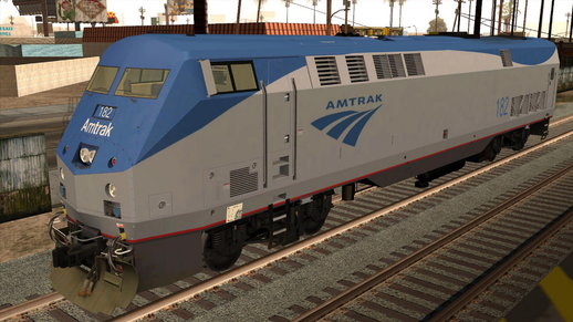 Passenger Locomotive GE P42DC Amtrak Phase V