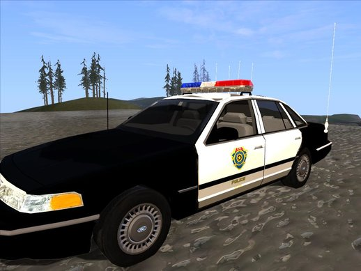 Ford Crown Vic 1994 Resident Evil 3 R.P.D.