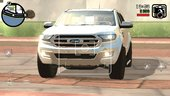 Ford Endeavour 2017