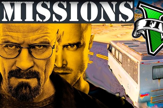 Breaking Bad Mission - Day1