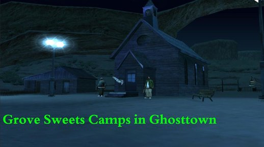 Grove Sweet Camp in Ghost Town Place
