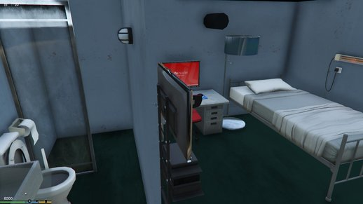 Survival Carrier with Interior Mod 1.1