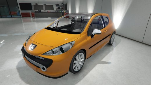 Peugeot 207 RC (GTI) [Replace]