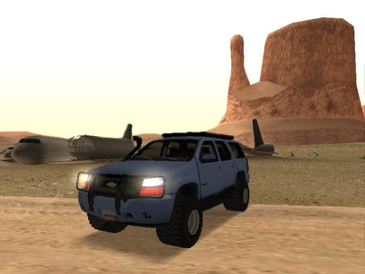 Chevrolet Tahoe Offroad BkSquadron