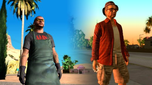 GTA V | Chef & Ron