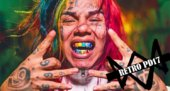 Tekashi 6ix9ine Hair And Tattoo For Franklin