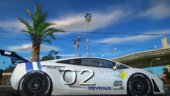 Lamborghini Gallardo Racing Team Solvalou / RIDGE RACER TYPE 4