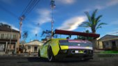 Lamborghini Gallardo Pac Racing Club / RIDGE RACER TYPE 4