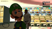 Luigi Bomb in North Point Mall (GTA: Underground)