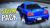 Nissan Skyline Sound Pack