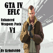 GTA IV Enhanced Weapons Pack V1